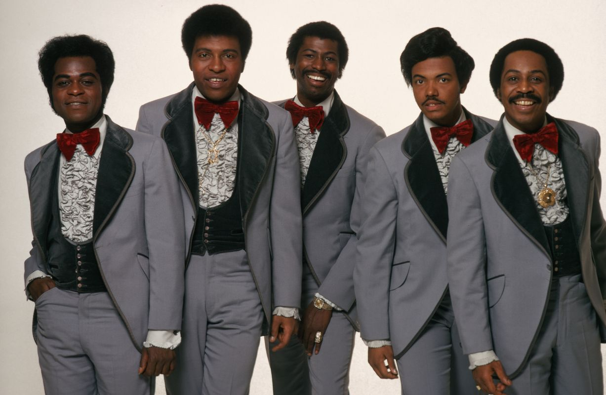 Harold Melvin The Blue Notes Black Blue